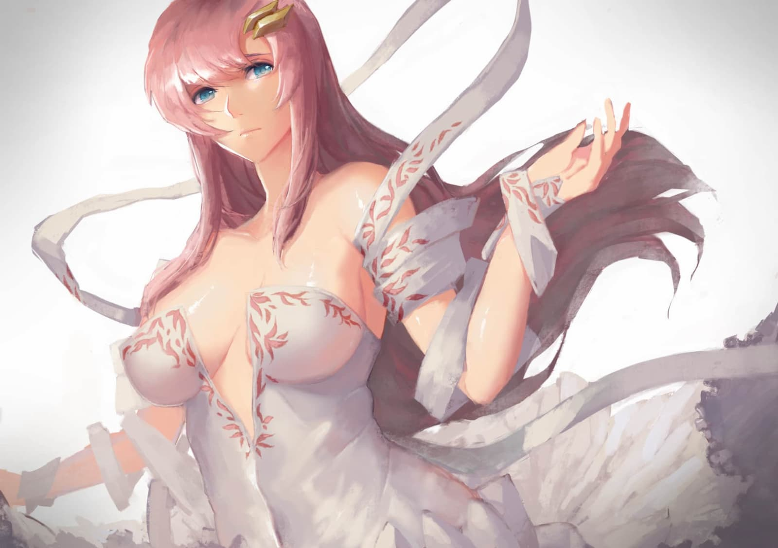 Welcome Lacus!